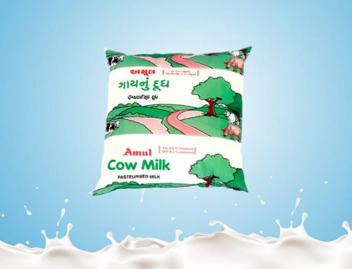 Amul Cow Milk – 500,200ML