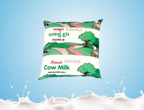 Amul Cow Milk – 500,200ML
