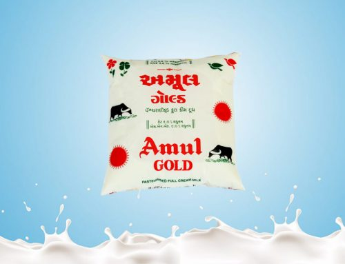Amul Gold Milk – 500 ML, 5 LTR