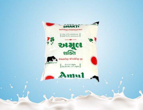 Amul Shakti Milk – 500ML