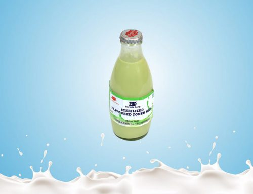 Flavoured Milk – 200ml