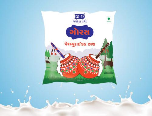 Goras Chhas (Pasteurised Butter Milk) – 400 ML, 5 LTR