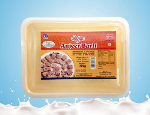 Anjeer Barfi – 200 GM,500 GM