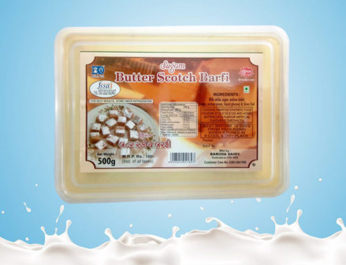 Butter Scotch Barfi 200 GM,500 GM